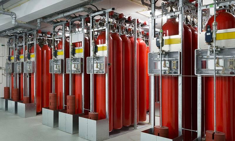 kontraktor instalasi fire suppression system - firesystem.com
