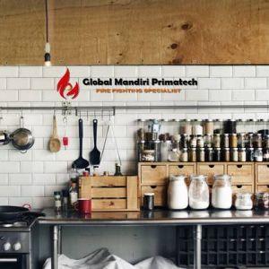 Alat Pemadam Kebakaran untuk Dapur
