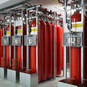 FM200 Fire Suppression System adalah Proteksi Kebakaran Terbaik